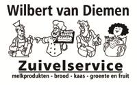Logo Wilbert van Diemen Zuilveservice